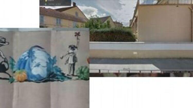 Street-Art à Auxerre