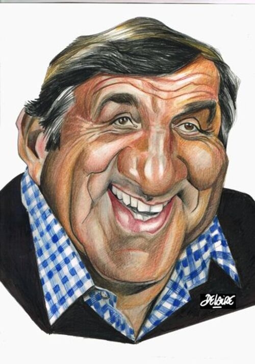 Suite caricatures stars