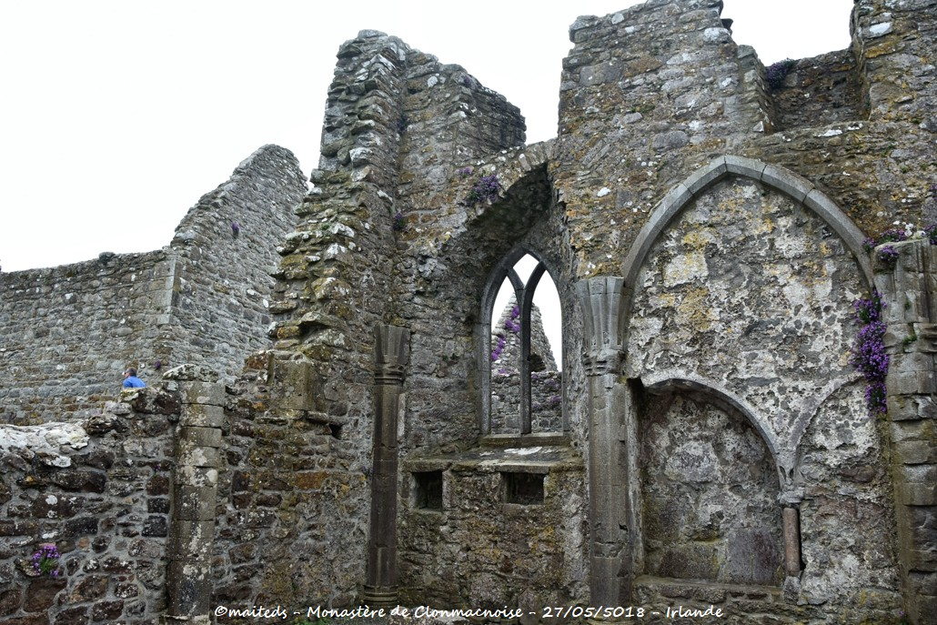 Monastère de Clonmacnoise - Irlande