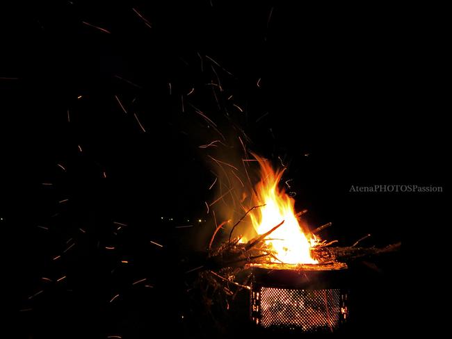 Le pouvoir du feu