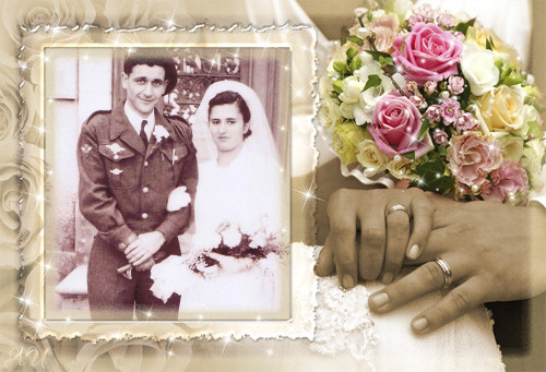 mes parents mon papa et mort