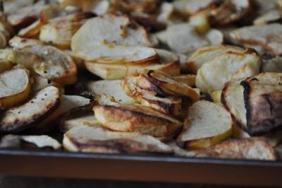 Grillé au pomme