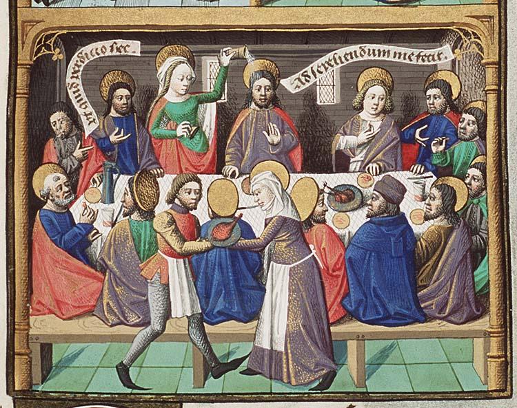 Sainte Marie de Béthanie. Disciple du Christ, sœur de Marthe et Lazare (1er s.)