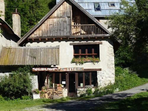 Champsaur - le refuge du Tourond