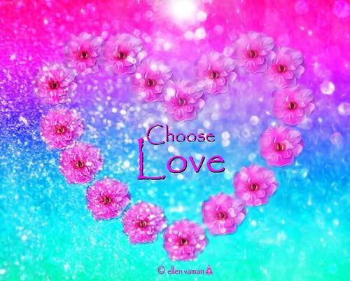 L'Amour est partout .... Mais qui le devient ?