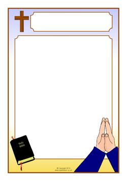 affiches pour le temps de prière