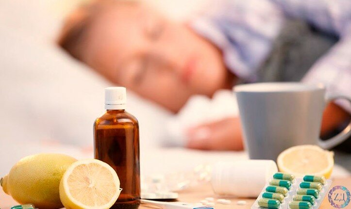 Простуды при диабете