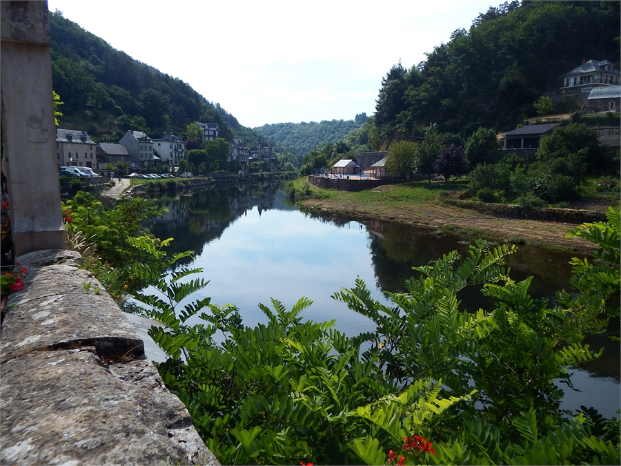 Estaing en Aveyron