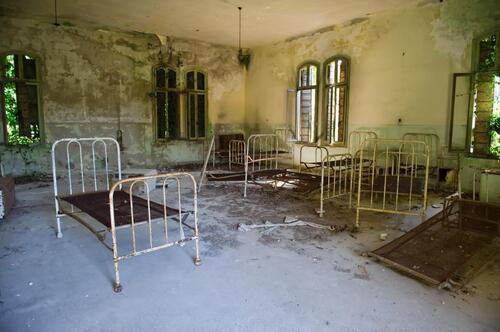 Frayeur pour de vrai: L'île des morts (Poveglia)