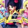 les princesses ancien et nouveau design