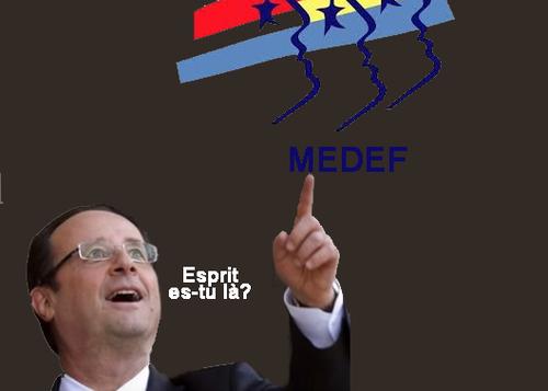 L'anaphore revue et corrigée de François Hollande