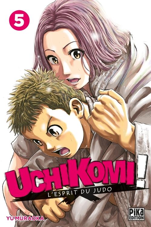 Uchikomi - Tome 05 - Yu Muraoka