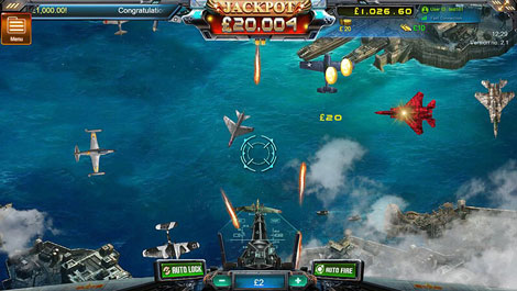Game Tembak Tembakan Pesawat Air Fighter