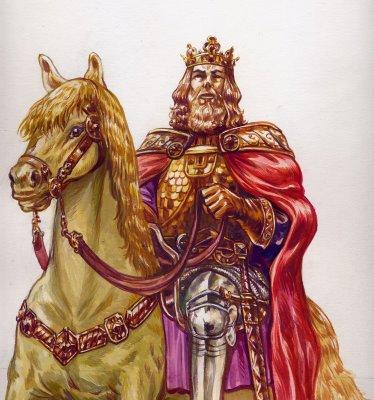 Le roi arthur et sa l gende - Expose sur les chevaliers de la table ronde ...