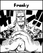 Evolutions Graphique de Franky