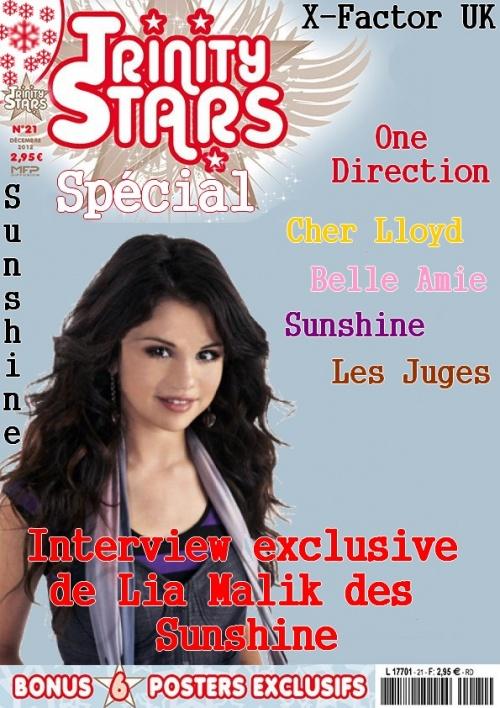Rencontre avec Lia Malik pour Trinity Stars