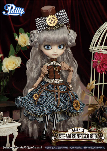 Juillet : Pullip Mad Hatter in Steampunk World