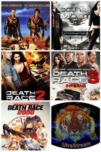 Death Race - 1975 - 2008 - 2010 - 2012 - 2016 (17)