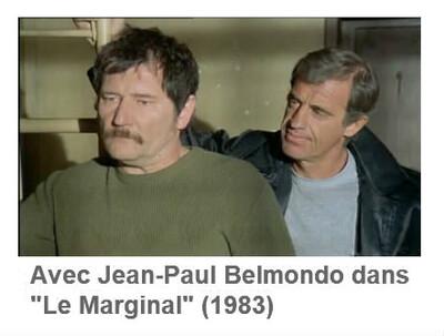 Adieu, Maurice Barrier.