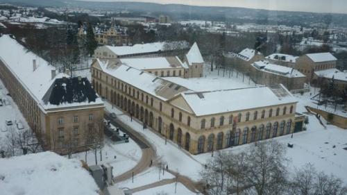 Metz fait la roue (19 décembre 2010)