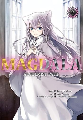 Magdala, alchemist path - Tome 02 - Isuna Hasekura & Aco Arisaka & Tetsuhiro Nabeshima