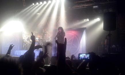 Konzerte in Deutschland- Teil zwei: Anthrax 4