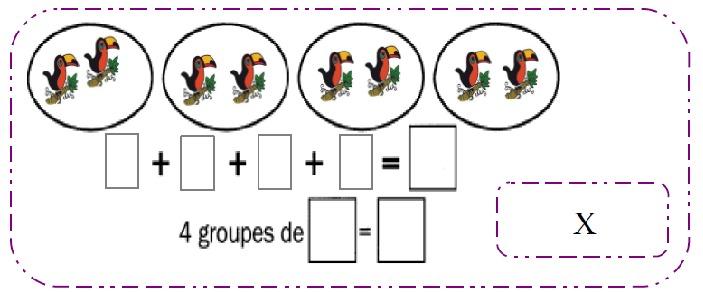 Calcul ce1 page 3 la classe atelier for Apprendre la multiplication ce1