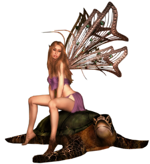 tube fée & elfe
