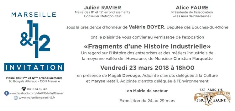 L'expo  du 23 mars, petite modification