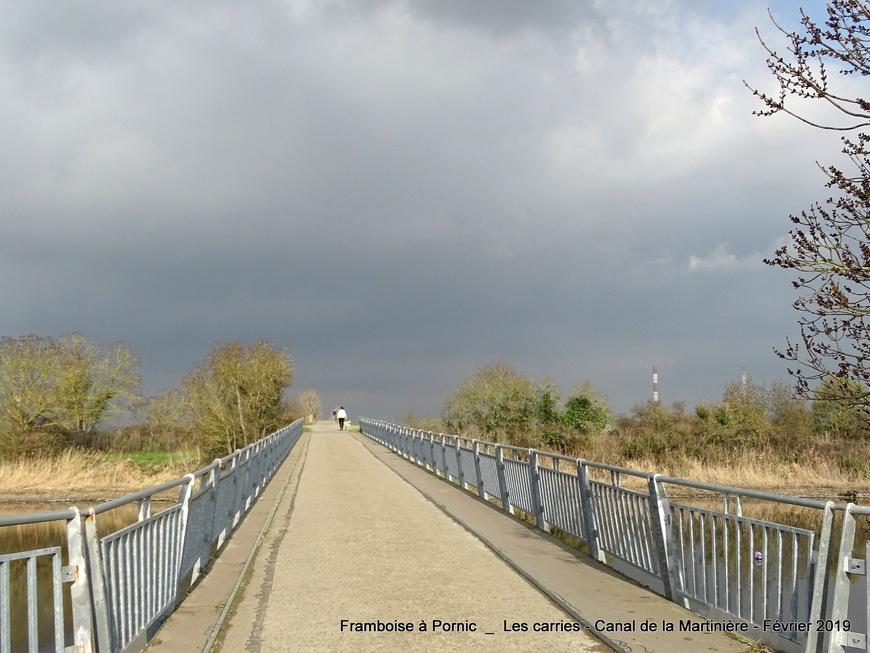 Route des Carries Canal de la Martinière 2019