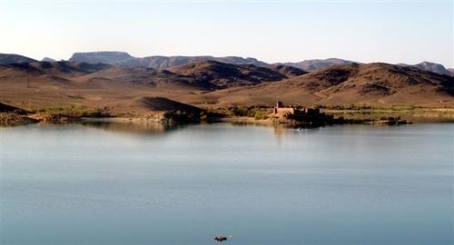 Le Lac El Mansour