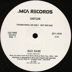 Shotgun - Bad Babe