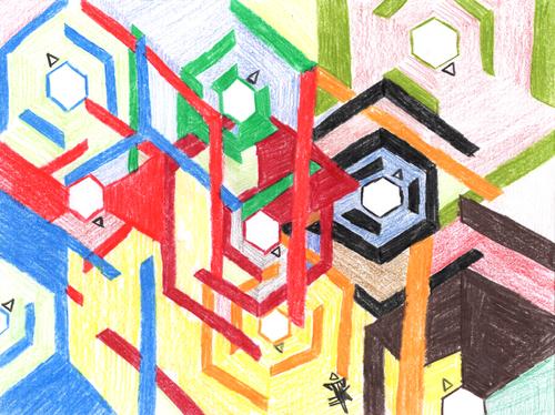 Super Hexagon. Oh, wait.