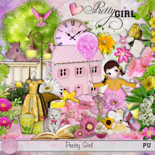 Kit Pretty Girl de Louise
