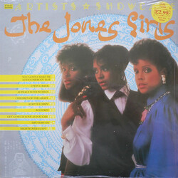 The Jones Girls - Artists Showcase - Complete LP