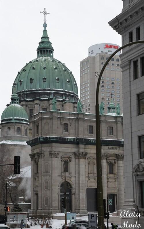 Voyage de Noces au Québec - Montréal Jour 3