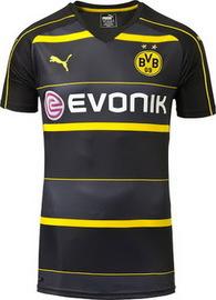 Nouveau Maillot de Borussia Dortmund 2017 Exterieur
