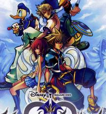 Sortie de Kingdom Hearts 3D aujourd'hui