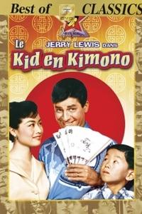 Le Kid en Kimono : Gilbert Wooley est un magicien pas très doué. Il est envoyé dans le Pacifique pour distraire les soldats américains. Il se lie d'amitié avec un petit orpheli ...-----... Origine : Américain  Réalisation : Frank Tashlin  Durée : 1h 33min  Acteur(s) : Jerry Lewis,Marie McDonald,Sessue Hayakawa  Genre : Comédie  Date de sortie : 1 octobre 1959  Année de production : 1958