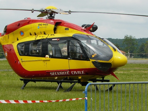 EC145 Sécurité Civile