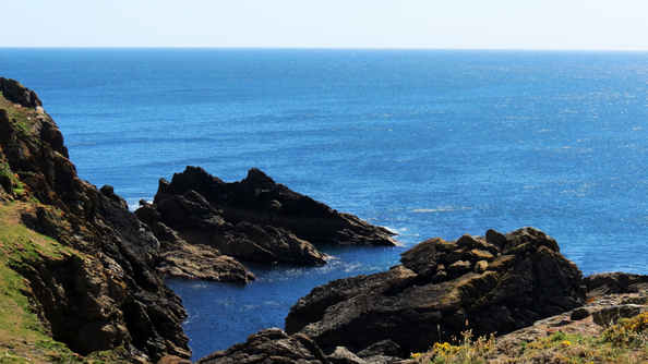 Escapade iodée à l'Île de Groix (Morbihan) - Port Saint Nicolas - Pen Men