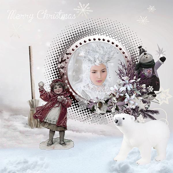 Noel de mon enfance by JosyCreations