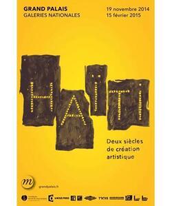 Le samedi 31 janvier 2015: visite de l'exposition sur Haïti au Grand Palais!