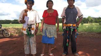 Soutenez Survival et les peuples premiers