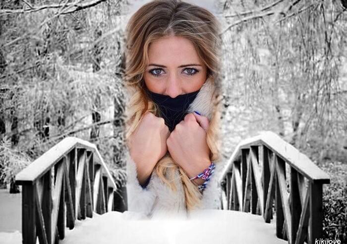 ❤️ Les journées filent et il fait bien froid mais le virus nous lâche pas ❤️