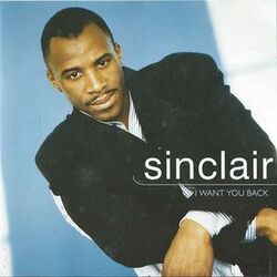 Sinclair - I Want You Back - Complete CD