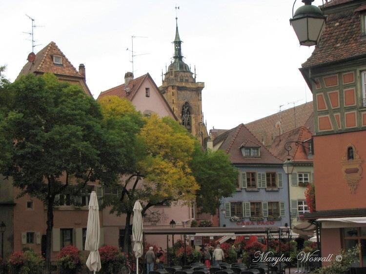 Colmar : Regard sur le quartier des Tanneurs