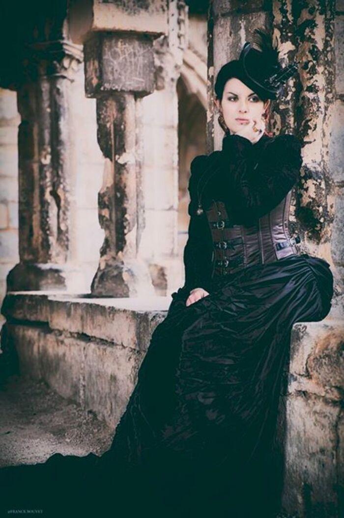 Look gothique victorien