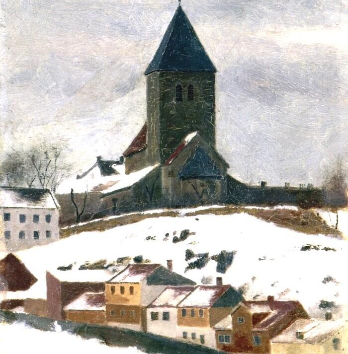 Munch 3 / 1880 : à l'école royale d'Oslo