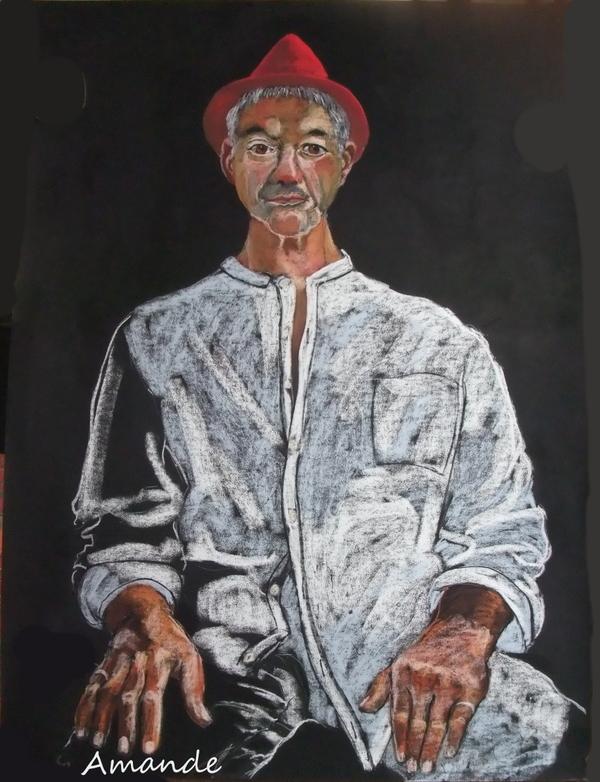 Dimanche - En cours : L'homme au petit chapeau rouge (suite et fin)